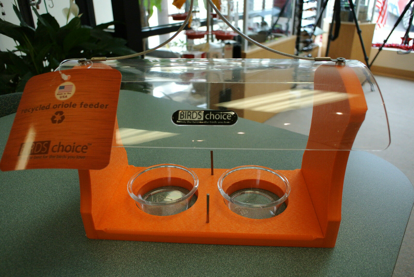 ORIOLE FEEDER BIRDS CHOICE PROFESSIONAL RECYCLED ORIOLE FEED