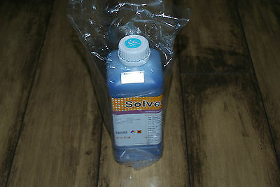 Eco Solvent Ink For Roland Mimaki Mutoh Printers Light Cyan 1 Liter