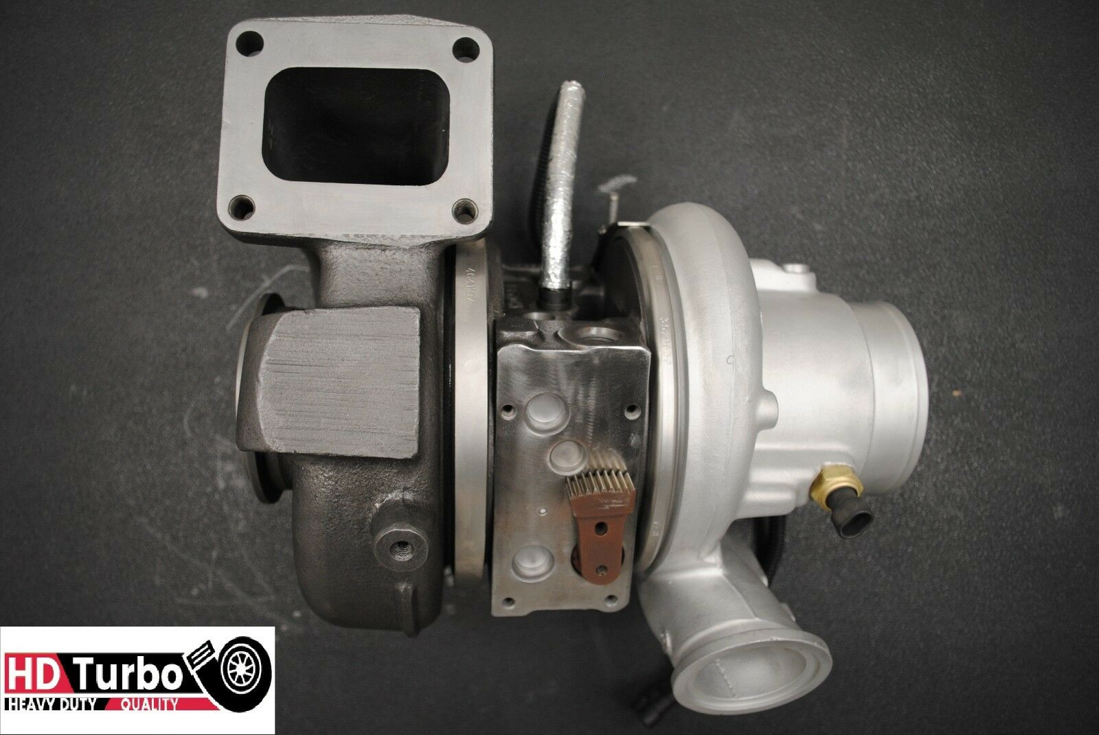 Holset Turbo 2882111RX Cummins ISX Turbocharger 3773562 Semi Truck HE400VG  Volvo   Shopping Bin - Search eBay faster