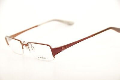 New Authentic Oakley Debate OX 3118-0149 Brunette 49mm Frames Eyeglasses RX](Brunette Sunglasses)