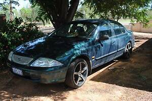 2000 Ford Futura Kununurra East Kimberley Area Preview