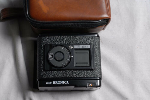 BRONICA GS 6x7 220 Film Back (Late Model) for GS-1 (Mint in Case)