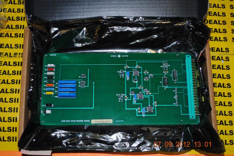 General Electric 181D1320G0001 Rack Steam Pressure Sensor Card GE