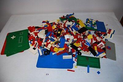 E1 Ensemble de pièces de Lego - 1,5kg - duplo - playmobil
