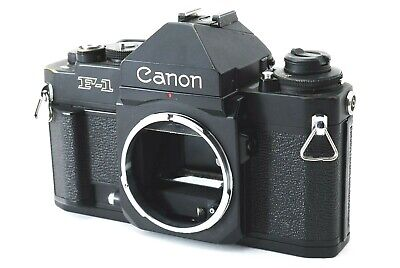 [Exc+5] Canon New F-1 NF1 Eye Level 35mm SLR Film Camera from JAPAN R160V