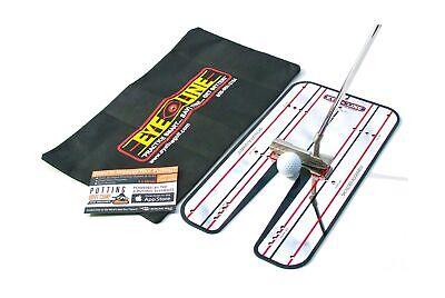 "EyeLine Golf Classic Putting Mirror, Large 9.25"" x 17.5"" - Patented"