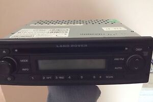 Genuine Landrover Radio / CD Lara Outer Geelong Preview