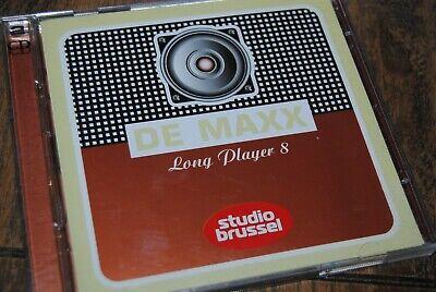 DE MAXX - LONG PLAYER 8 - COMPILATION DOUBLE CD / STUDIO BRUSSEL - SMM 5199352