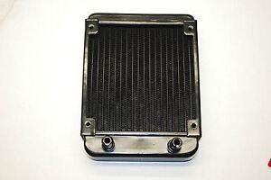 Aluminum Heat Exchanger Radiator PC Computer CPU Laser Water Cool System  A395