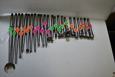 Dumore Threaded Insert Spindles To Fit Type T 5t Spindles