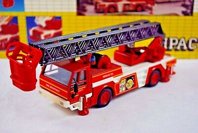 JOAL 1:50 Ref.173 FAUN FIRE ENGINE w/ 360* Extension LADDER in MINT Condition