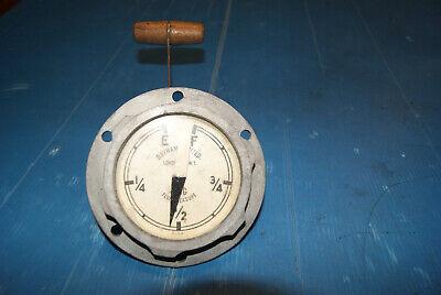 Vintage Mechanical fluid level gauge