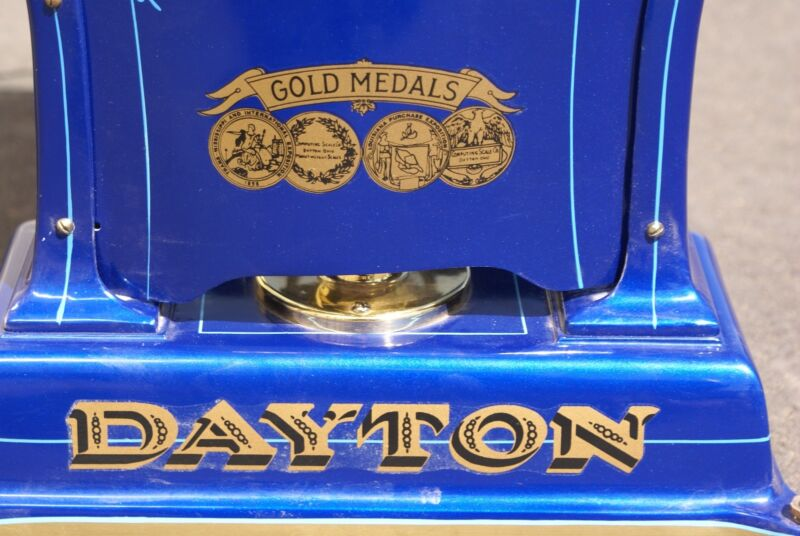 *Restored Early 1900s DAYTON The Computing Scale Co. Horizontal Barrel Scale
