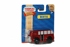 BERTIE-the-BUS-Thomas-Tank-Engine-Wooden-Railway-NEW-IN-BOX
