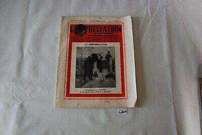 C201 Livre - Revue politique - l'appréciation - 1944