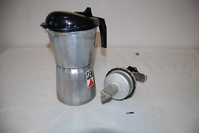 C180 Ancien appareil de cuisine - SEB c'est bien - aluminium - 1960 70