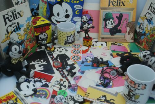 Felix the Cat Collection 52+ items