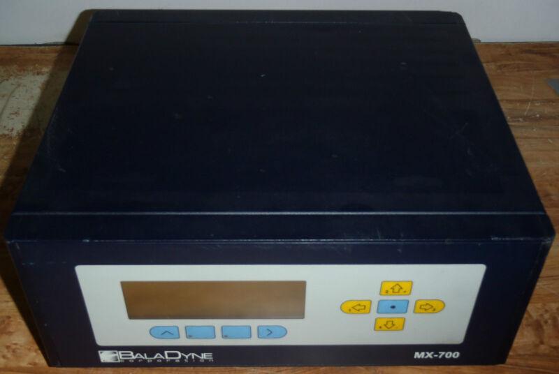 Baladyne Active Balancing System Mx-700 _ Mx700 _ Mx-7oo _ Mx7oo S/n 12