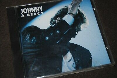 "JOHNNY HALLYDAY ""Johnny À Bercy"" CD / PHILIPS - 834 305-2 / 1988"