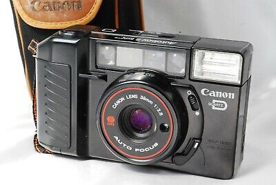 【Exc+5】Canon Autoboy 2 AF35M II QD Point &Shoot Film Camera from Japan A104