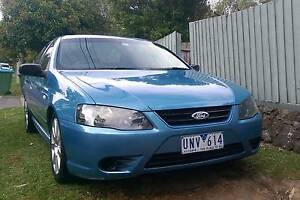 Ford Falcon BF MK II XT 6 Speed Auto ZF Ringwood Maroondah Area Preview