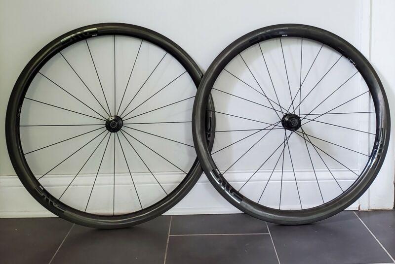 ENVE 3.4 SES GEN 2 Carbon Clincher Wheelset 700c Rim Brake (Tubeless Compatible)
