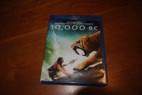10,000 B.C. [Blu-ray], (Blu-Ray Disc)