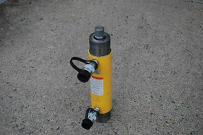 Enerpac Rd-166 Hydraulic Cylinder Double Acting 16 Ton Nice Usa Made