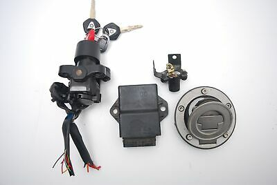 Ignition lock set ECU YAMAHA FZ6 Fazer 2004-2006