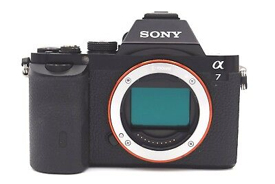 Sony Alpha 7 A7 24.3MP 3