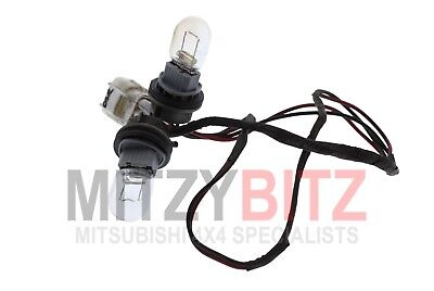 OSR BODY LAMP LIGHT WIRING LOOM BULB HOLDERS for SHOGUN MK3 3.2 DID 2002-2006