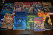 Harry Potter Books 5-7