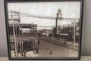Antique Vintage Early 1900's Kalgoorlie Large Photograph Croydon North Maroondah Area Preview
