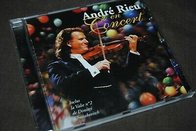 "ANDRE RIEU ""En Concert"" CD / PHILIPS - 534 266-2 / 1996"