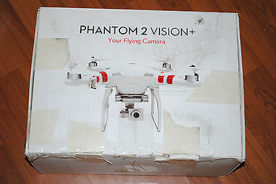 Camera drone DJI Phantom 2 Vision+