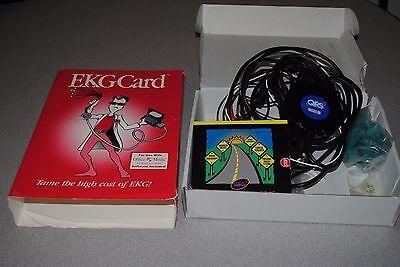 Qrs Diagnostic Laptop-based Universal Ecg Electrode Ekg