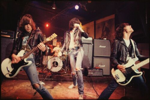 Ramones 24x36 inch rolled Poster