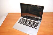 MacBook Pro 7,1 mid-2010 cracked screen works perfect no charger Glenelg Holdfast Bay Preview