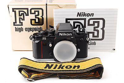 Пленочные фотокамеры Nikon F3HP 35mm SLR