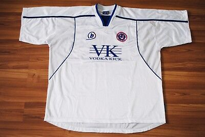 CHESTERFIELD ENGLAND AWAY FOOTBALL SHIRT JERSEY 2004-2005 ADULT SIZE XL VINTAGE image