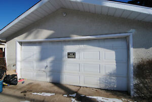 13504-58 Street - DOUBLE GARAGE AVAILABLE FOR RENT!!