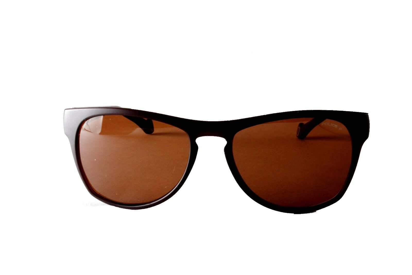 7cd68c1473f Police Polarised Sunglasses S1887M Gulfport Z55P Matt Brown Brown ...