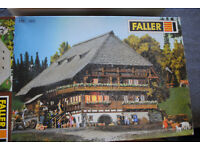 Faller H0 Spritzenhaus Bausatz 1:87 OVP