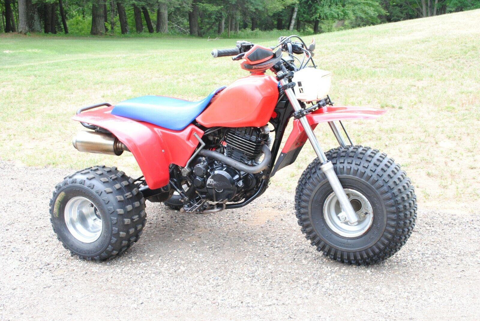 Honda ATC 250 sx 1987 Honda ATC250SX 3 wheeler ATV