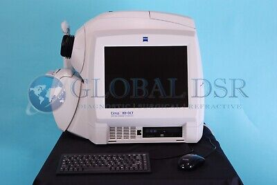 Zeiss Cirrus 4000 Oct Hd Quad Core W Windows 7 New V8.1 Software
