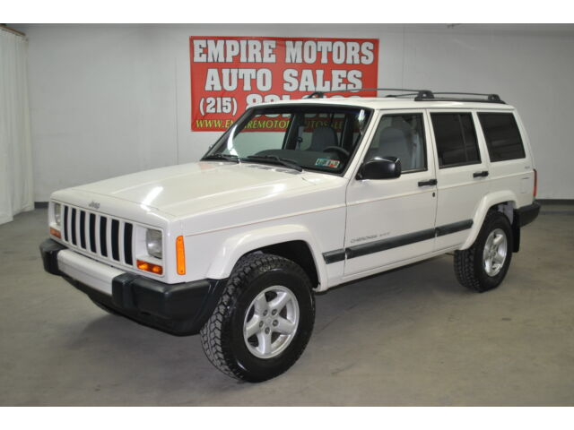 Imagen 1 de Jeep Cherokee white