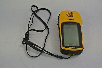 Garmin Etrex 12 Channel Handheld Hiking Camping Hunting Personal GPS WORKS