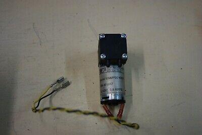 Knf Neuberger Micro Diaphragm Gas Pump Unmp30 - Kndc 12 Vdc 0.9 Amps