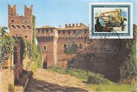 Cartolina - Maximum - Gradara - Rocca Malatestiana - 1974 -  - ebay.it
