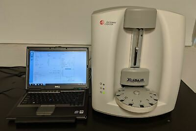 Beckman Coulter Vi-cell Xr Cell Viability Analyzer Software Warranty